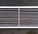 PVC Rectangle Grill