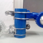 NOZZLE WITH S.S CLAMP
